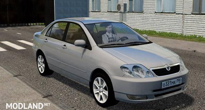 Toyota Corolla E120 2003 [1.5.9]